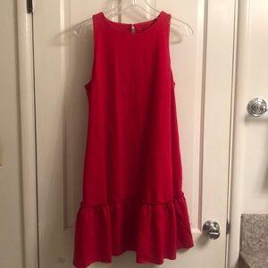 Banana Republic Red Mini Dress